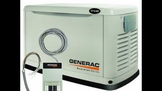 Generac Power System 20 kw