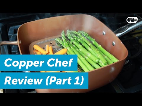 Copper Chef Review   HighYa