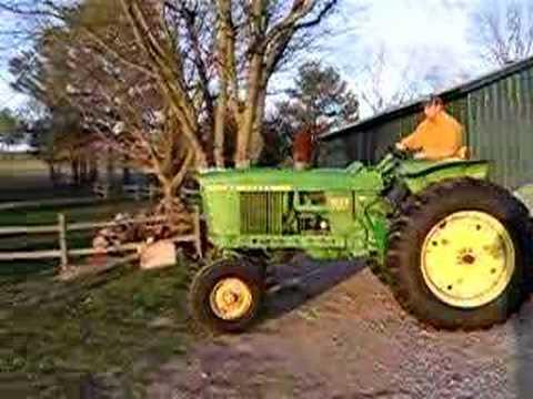 3020 Diesel John Deere