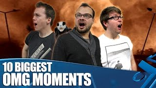 The 10 Biggest OMG Moments on PlayStation