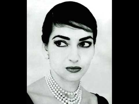 Maria callas casta diva bellini norma 1961 youtube - Casta diva bellini ...