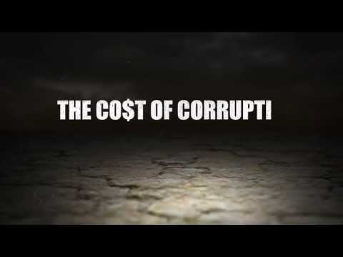The Cost of Corruption -- Economic Development Costs