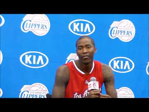 Los Angeles Clippers Media Day: J.J. Redick, Matt Barnes, Jamal Crawford