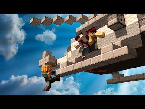 КОПЫ И ПРЕСТУПНИКИ в Minecraft!