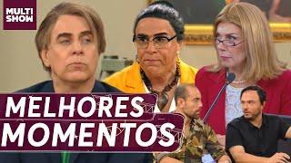 TOMSONARO recebe Marina, Crazy Hoffmann e mais! 😂   Melhores Momentos   Multi Tom   Humor Multishow