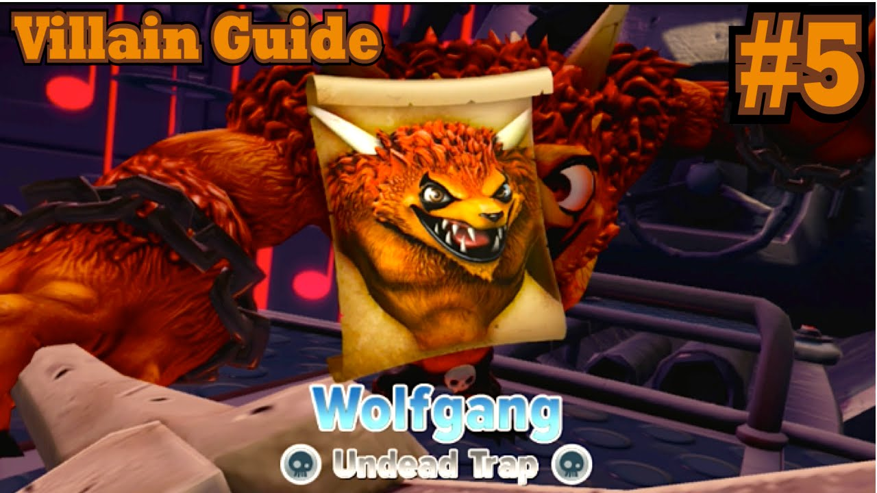 Skylanders Trap Team - Villain Guide #5 - (Doom Raider ...
