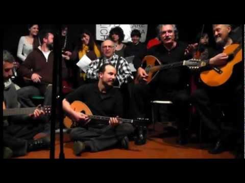 La musica di Creta – seminario con Stelios Lainakis, Leonidas Lainakis, Xara Lainakis