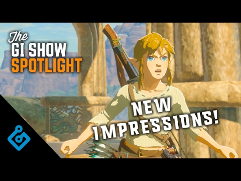 Game Informer's Exclusive Impressions Of The Legend Of Zelda: Breath of the Wild