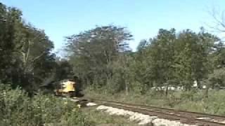 Pioneer Railcorp's Peoria & Western Railway 2007