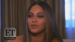 Beyonce Talks 'Lion King' Album, 'The Gift'