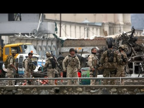 Dozens killed in Taliban attack on Kabul