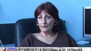 LOCUL I LA NATIONALA DE GERMANA