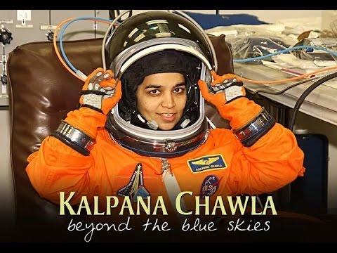 Kalpana Chawla Story.