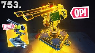 *NEW* WEAPON IS OP! - Fortnite Funny WTF Fails and Daily Best Moments Ep.753