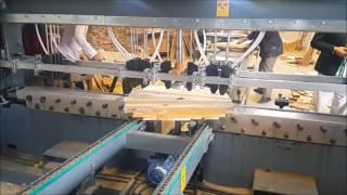 Makara Çakım ve İşleme Makinası