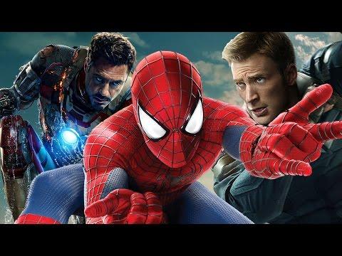 Marvel's Potential Spider Man Plans Revealed video