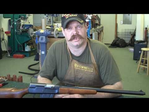 Gunsmithing: Remington 81 Woodsmaster .300 Savage (Gunworks)