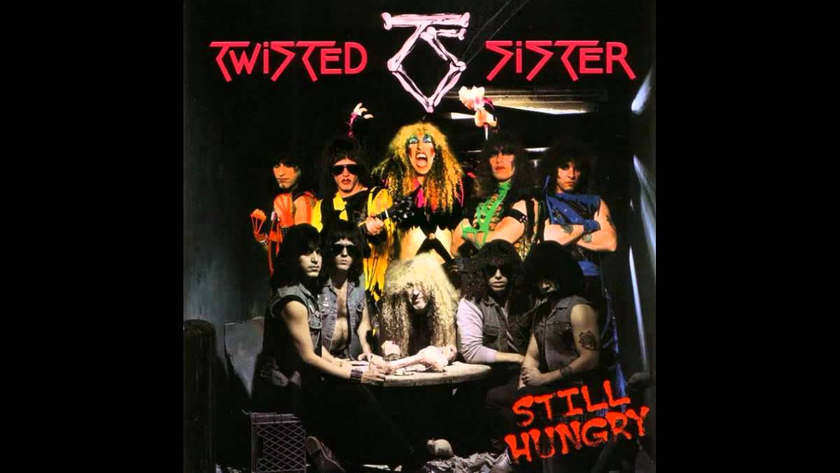 Twisted Sister (USA) - Stay Hungry (1984) [25th ...