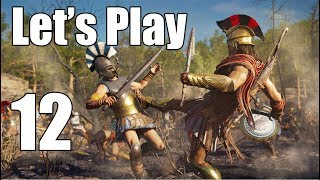 Assassin's Creed Odyssey - Let's Play Part 12: Alpios, the Disappointing