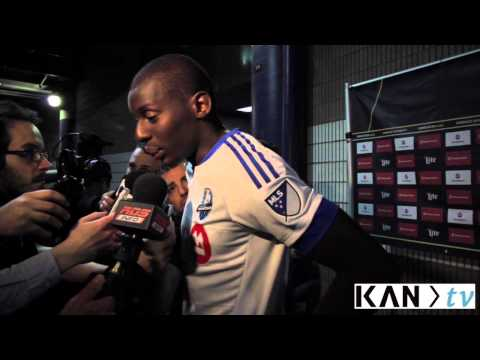 Montreal Impact vs CF Pachuca : Bakary Soumare Post Match Press Conference | AFROKANLIFE