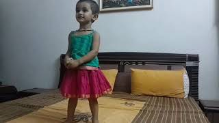 Funny dance by 2 year old baby girl || must watch ||