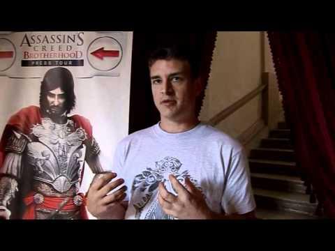 The Gadget Show - Assassin's Creed Brotherhood