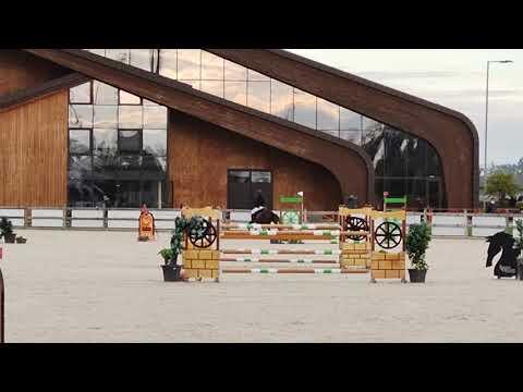 SLOVAKIA CHALLENGE 2020 Šamorín, 2020.10.11. Pony kategória,  döntő