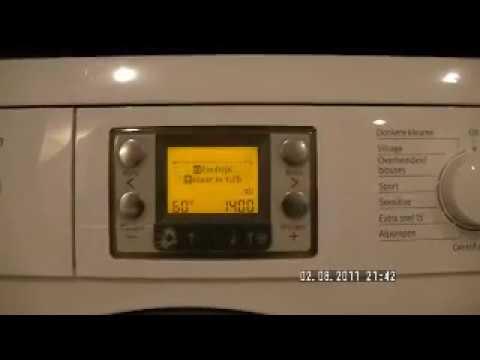 Wasmachine draait niet meer