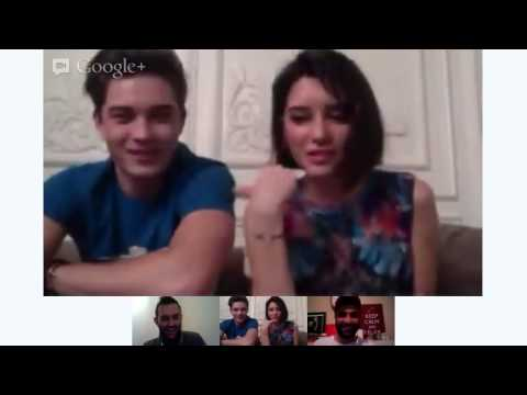 Francisco Lachowski Live Hangout -- Mavi