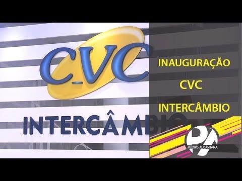 Inauguração CVC Intercâmbio