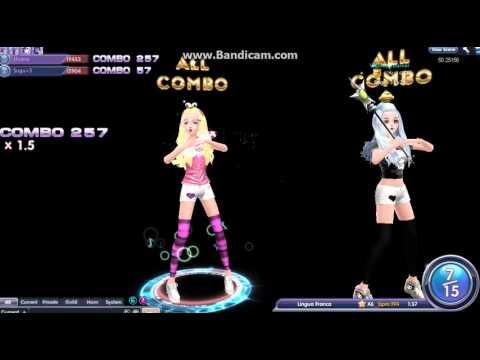 Touch EN (4Games) - X6 Lingua Franca By SNSD