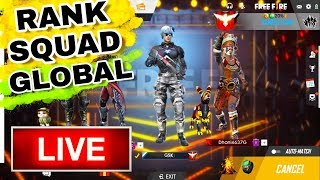 🔴[Live] FREE FIRE SOLO VS DUO RANK GAMEPLAY GOING TO GLOBAL [INDIA]