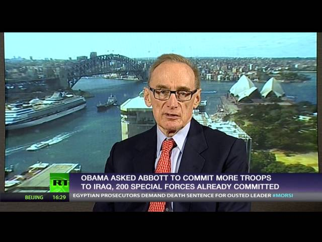 'Aussie PM Abbott stuck in 70s, doesn't realize Cold War ended' - ex FM