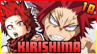 CLASS 1-A: Eijiro Kirishima - My Hero Academia Discussion