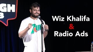 Wiz Khalifa & Radio Ads | Stand-up comedy by Devesh Dixit