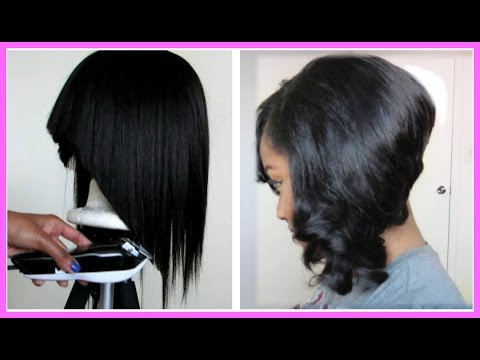 How to: Flawless Bob Cut Tutorial