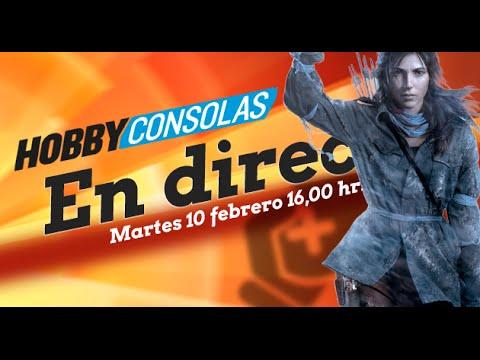 Hobby Consolas en directo 10/2/2015