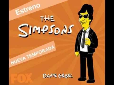 La Polemica De La Semana - Dante Gebel Y Los Simpsons video