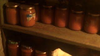 Томатный сок  Два в одном  Часть вторая Хрен с помидорами