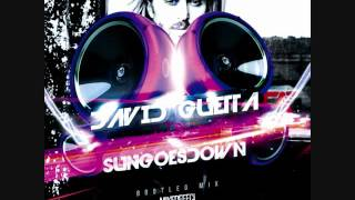 David Guetta & Showtek - Sun Goes Down (Feat. MAGIC! & Sonny Wilson)