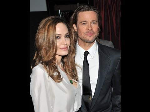 Brad Pitt and Angelina Jolie Engaged!