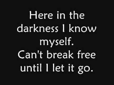 Evanescence - Lithium (lyrics)