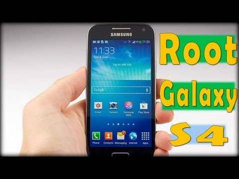 [Tutorial] Root Samsung Galaxy S4 Android 4.2.2