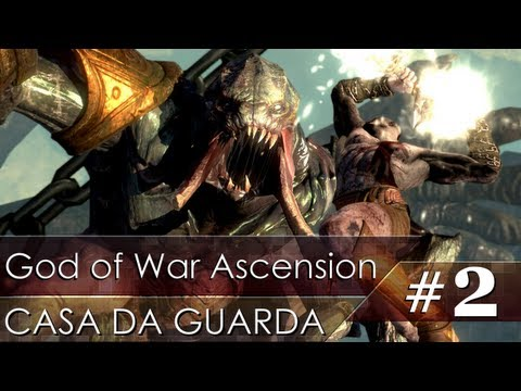 God of War Ascension #2 - Casa da Guarda