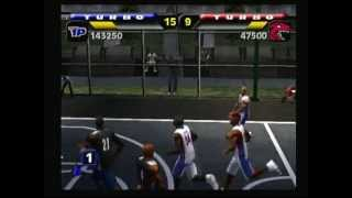 NBA Street (Playstation 2) Game Play