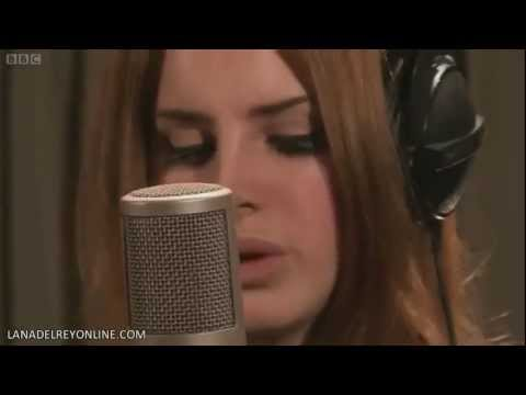 Lana Del Rey – Video Games Live On BBC's Radio 1