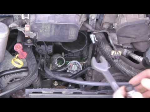 Chevy Astro Van Thermostat Replacement - Part II