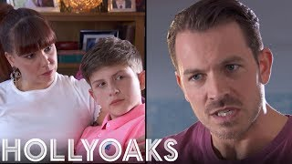 Hollyoaks: Telling Charlie The Truth