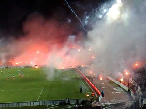 PAOK - olympiakos   the best atmosphere in the world Music Videos