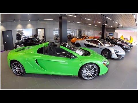 ? Vamos comprar uma McLaren ? :-)) ? ? ? ?  - Vlog18rodas